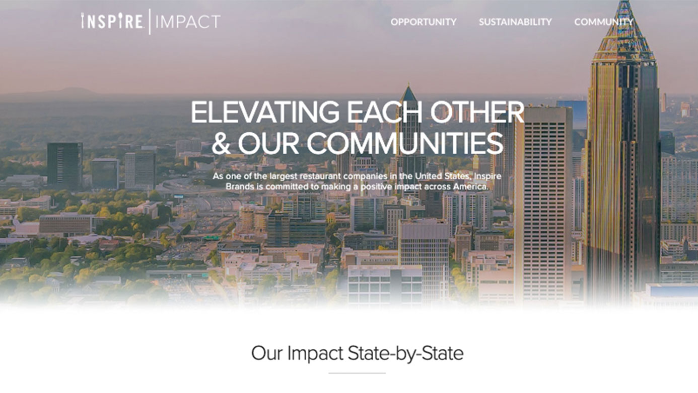 Inspire Impact Company | The Creative Momentum - Web Design & Digital Marketing