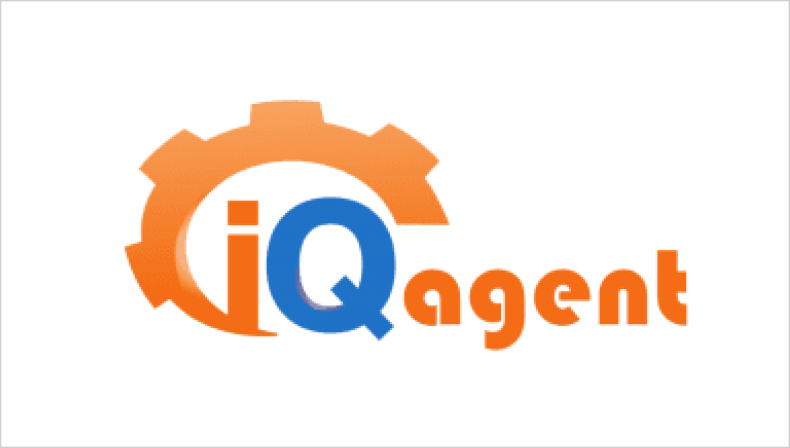 iQagent logo | Client Testimonial from iQagent for the Creative MomentumAtlanta, GA Web Design & Digital Marketing
