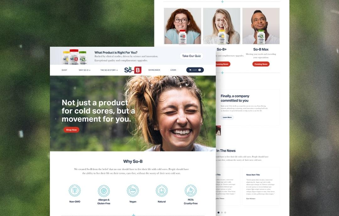 Ecommerce Website | The Creative Momentum Atlanta, GA Web Design & Digital Marketing