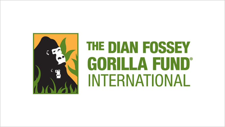 The Dian Fossey Gorilla Fund International logo | Client Testimonial from The Dian Fossey Gorilla Fund International for the Creative Momentum Atlanta, GA Web Design & Digital Marketing