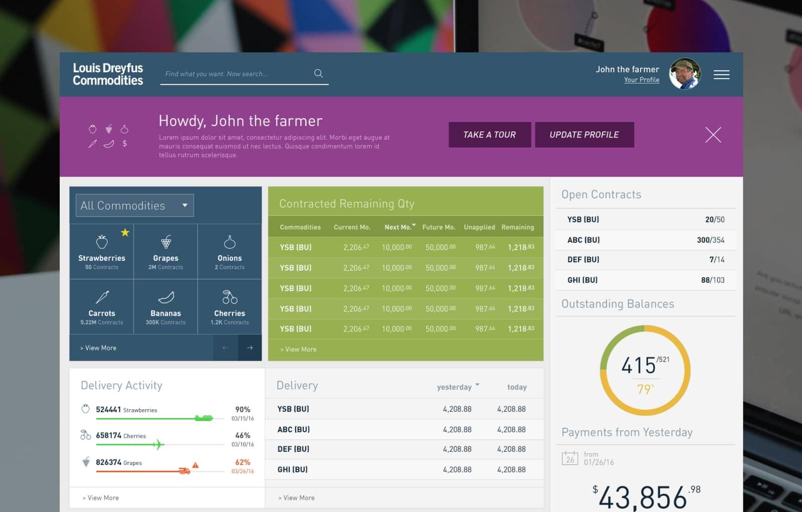 Software UI/UX | The Creative Momentum Atlanta, GA Web Design & Digital Marketing