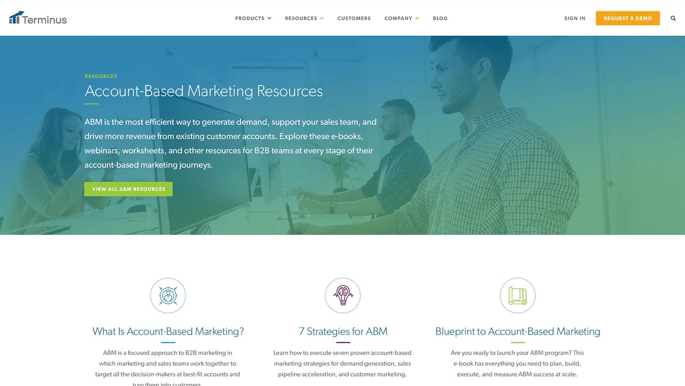 Terminus Company | The Creative Momentum - Web Design & Digital Marketing