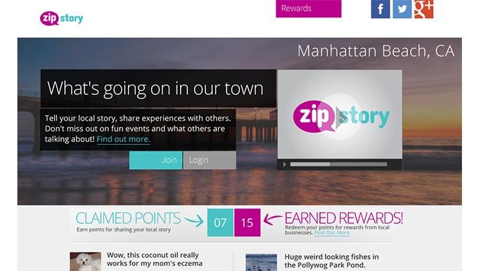 Zip Story | The Creative Momentum - Web Design & Digital Marketing