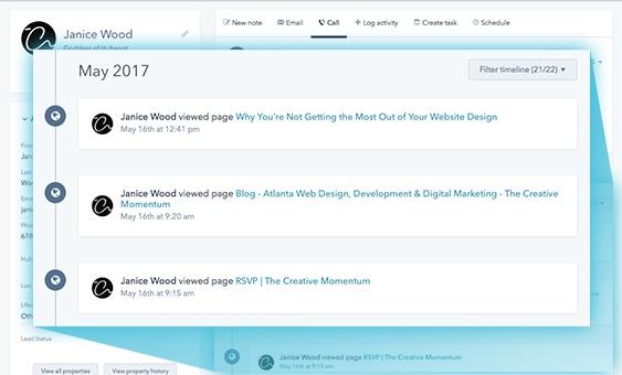 Web Design Digital Marketing Blog The Creative Momentum Crm