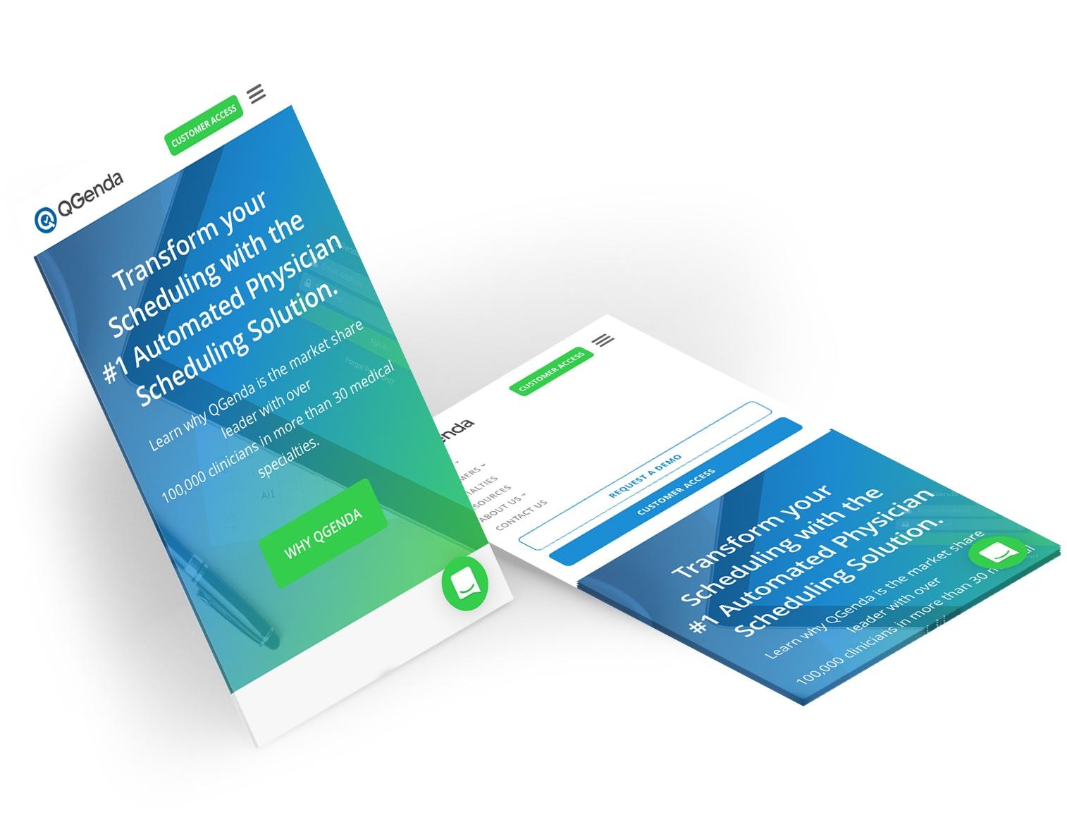 Bridge2 Solutions Custom Reponsive Design